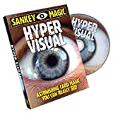 Hypervisual (With Cards) by Jay Sankey by Sankey Magic