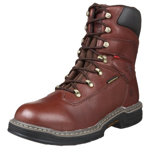 Brown Buccaneer Boots (Wolverine Men's Buccaneer 8