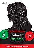 Cover of Parliamo Italiano Insieme 2 Student Book