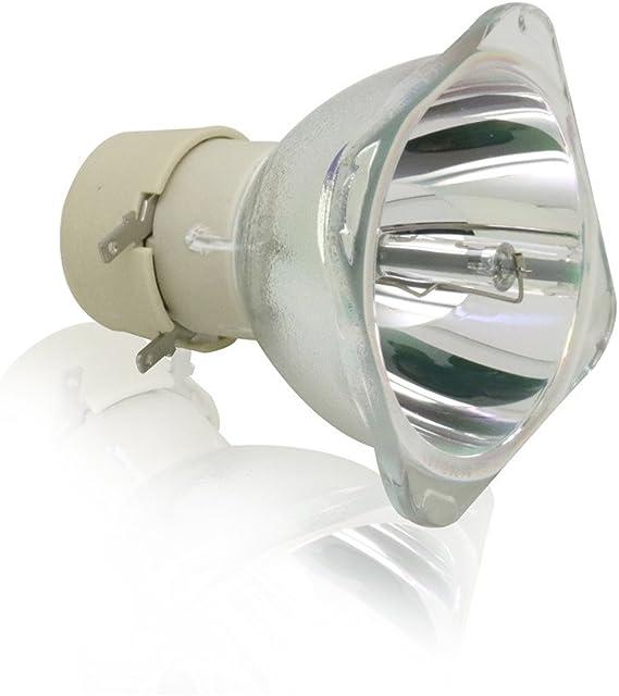 Original Bombilla Proyector VLT-EX320LP Compatible con Mitsubishi GX-560 GW-575 EW330U EW331U-ST EX320 EX320-ST EX320U EX330U EX331U EX331U-ST Lampara