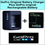 GoPro Dual Battery Charger for HERO3+...