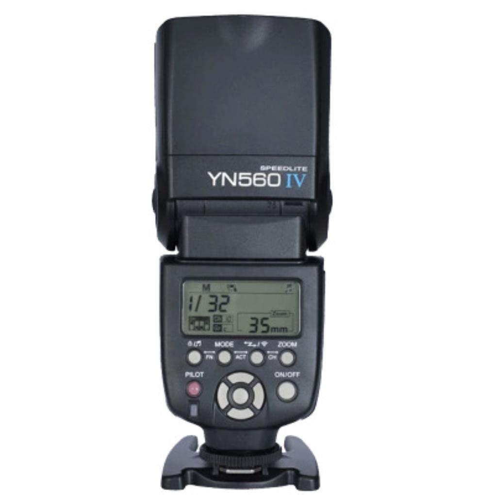 Yongse YONGNUO YN560 IV ユニバーサルワイヤレススレーブフラッシュスピードライト デジタル一眼レフカメラ Nikon Pentax用   B07K7MNYX6