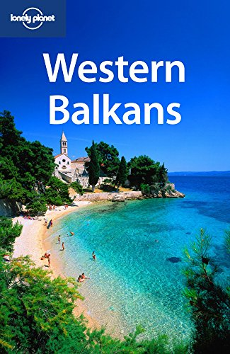 Lonely Planet Western Balkans...