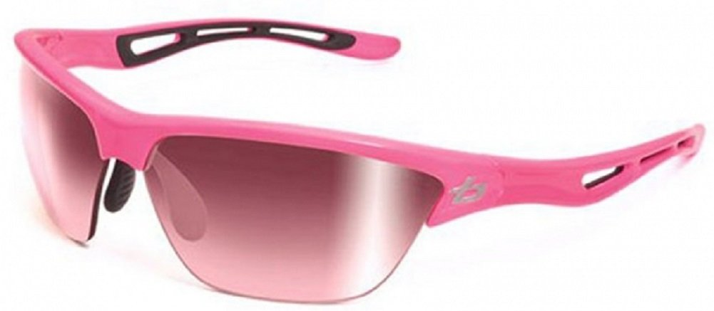 Bolle Helix Sunglasses (Photo Rose Gun, Neon Pink) by Bolle (Image #1)