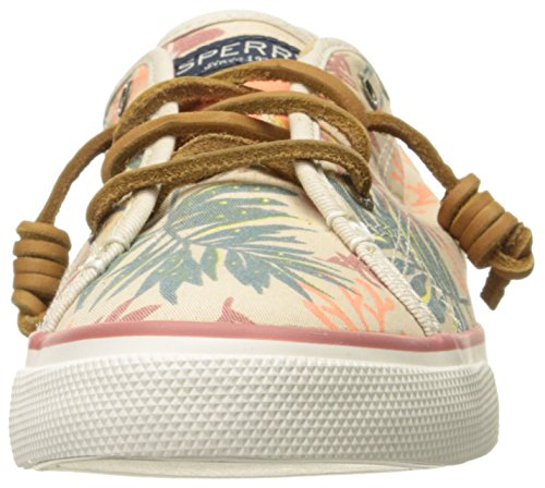 Sperry Damen Seacoast Sea-low Low-top Beige (sabbia)