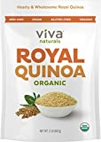 Viva Naturals - The FINEST Organic Quinoa, 100% Royal Bolivian Whole Grain, 2 LB Bag