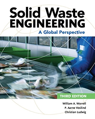 Waste Disposal Solid (Solid Waste Engineering: A Global Perspective (Activate Learning with these NEW titles from Engineering!))