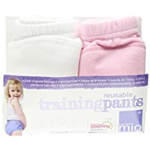 Bambino Mio Training Pants, Girl Pack, 18-24 Months, 2-Pack