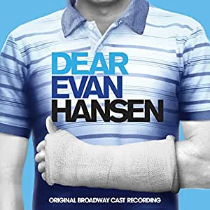 Dear Evan Hansen (Original Broadway Cast Recording)(2LP Blue Vinyl  w/Digital Download)