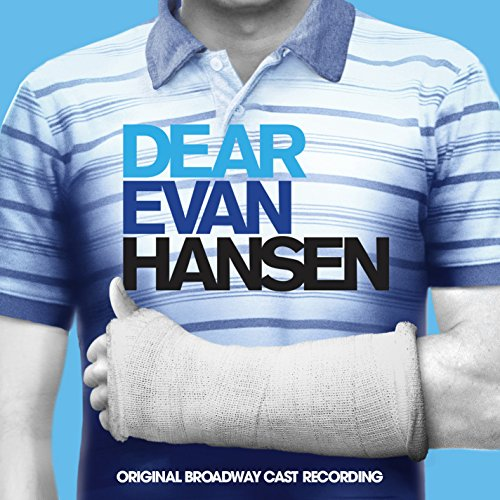Dear Evan Hansen  Original Broadway Cast Recording  2Lp Blue Vinyl  W Digital Download