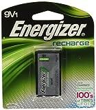 : Energizer NH22BP ACCU 9-Volt Rechargeable Battery