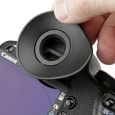 Visor ocular para cámara Canon EOS 10D 20D 30D 40D 50D 300D 350D ...