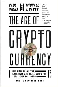 The age of cryptocurrency google books