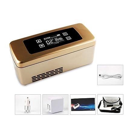 Refrigerador de insulina - Pantalla HD con Temperatura Constante ...