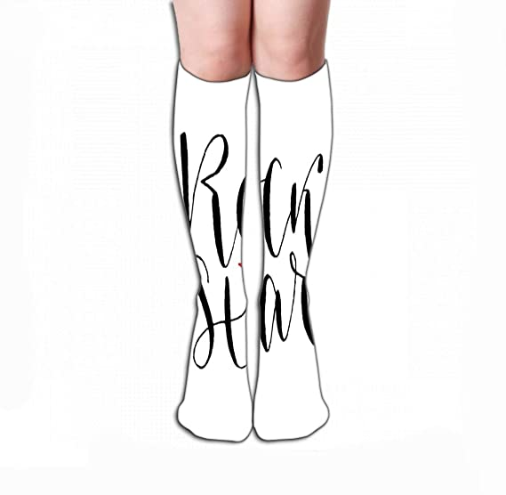 image about Sock Template Printable named : Males Ladies Outside Sports activities Substantial Socks Stocking