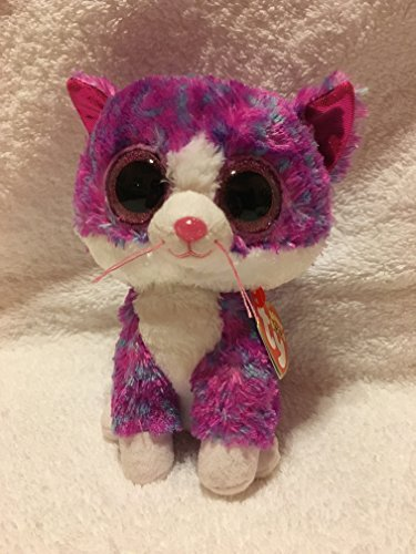 90c768194b2 Amazon.com  Charlotte Ty Beanie Boo 6 Exclusive ... by Ty Beanie Boos  Toys    Games
