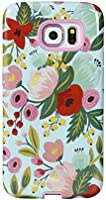 Sonix Inlay Case for Samsung Galaxy S6 - Retail Packaging - Garden Bloom