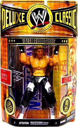 Jakks Pacific WWE Wrestling Deluxe Classic Superstars Series 7 Shawn Michaels Action Figure