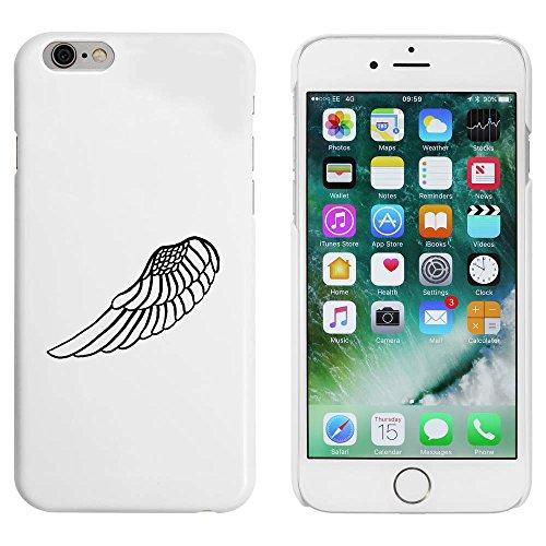 Blanc 'Aile à Plumes' étui / housse pour iPhone 6 & 6s (MC00040238)