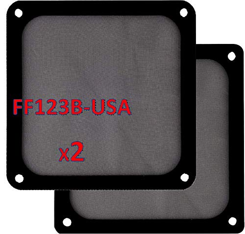 Ventilador SilverStone Technology SST-FF123B 120mm Ultra Fin