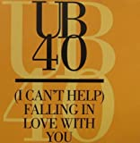 UB40 - (I Can't Help) Falling In Love With You - DEP International - DEPX 40, Virgin - 665 681, Virgin - 7243 8 91860 2 4