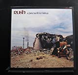Rush - A Farewell To Kings - Lp Vinyl Record