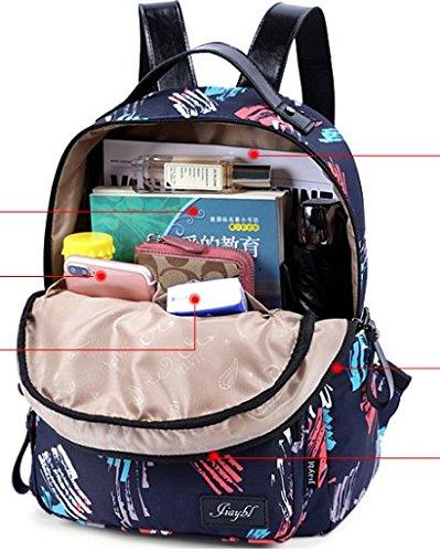 Mini bandolera,bolso fresco del estudiante-A A