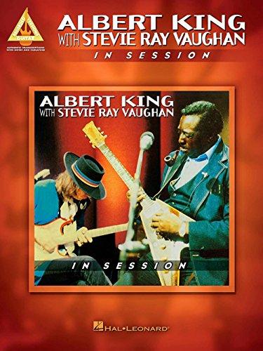 Hal Leonard Albert King With Stevie Ray Vaughan - In Session Guitar Tab Songbook ()