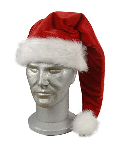 Horror-Shop Cappello da Babbo Natale Lungo  Amazon.it  Giochi e ... 826885e8d1b3