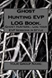 Ghost Hunting EVP LOG Book, Project-reveal Steer, 1481286331