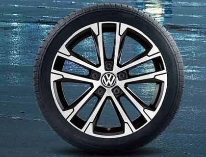 Vw Singapore 7x17 5 112 40 Sommerkomplettrad Pirelli 3g0073147fzz Auto