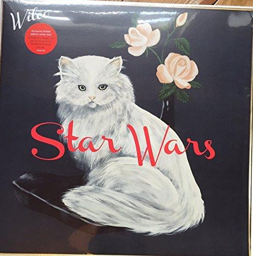 Wilco: Star Wars (Indie Exclusive Colored Vinyl) Vinyl LP