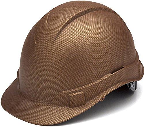 Pyramex Safety HP44118 Ridgeline Cap Style Hard Hat, One Size, Grey (Copper Graphite)