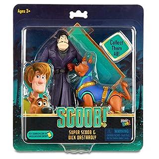 Scoob! Super and Dick Dastardly Exclusive Figure Set, Basic Fun!