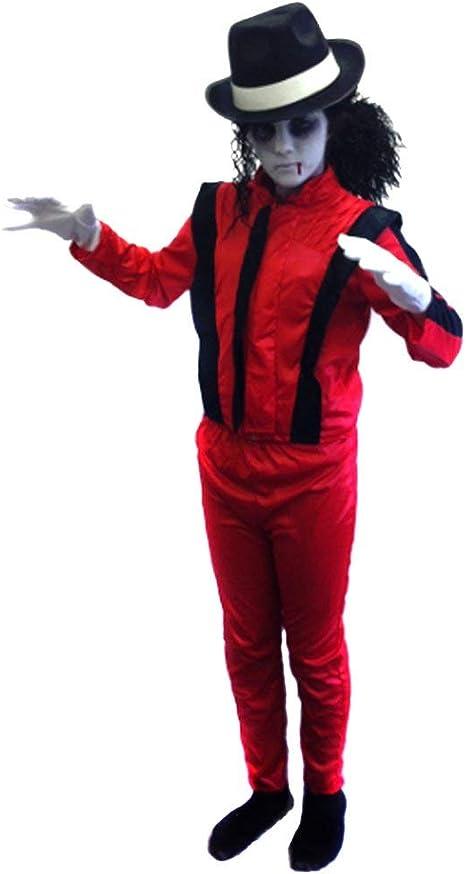 Disfraz de REY DEL POP zombie para niño de ILoveFancyDress, tallas ...