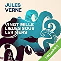 Vingt mille lieues sous les mers Audiobook by Jules Verne Narrated by Mathieu Thomas