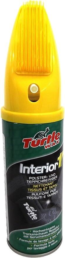 3 opinioni per LAMPA TW38476 Smacchiatore per tappezzeria e moquette-400 ml