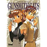 GUN SMITH CATS REVISED EDITION T04