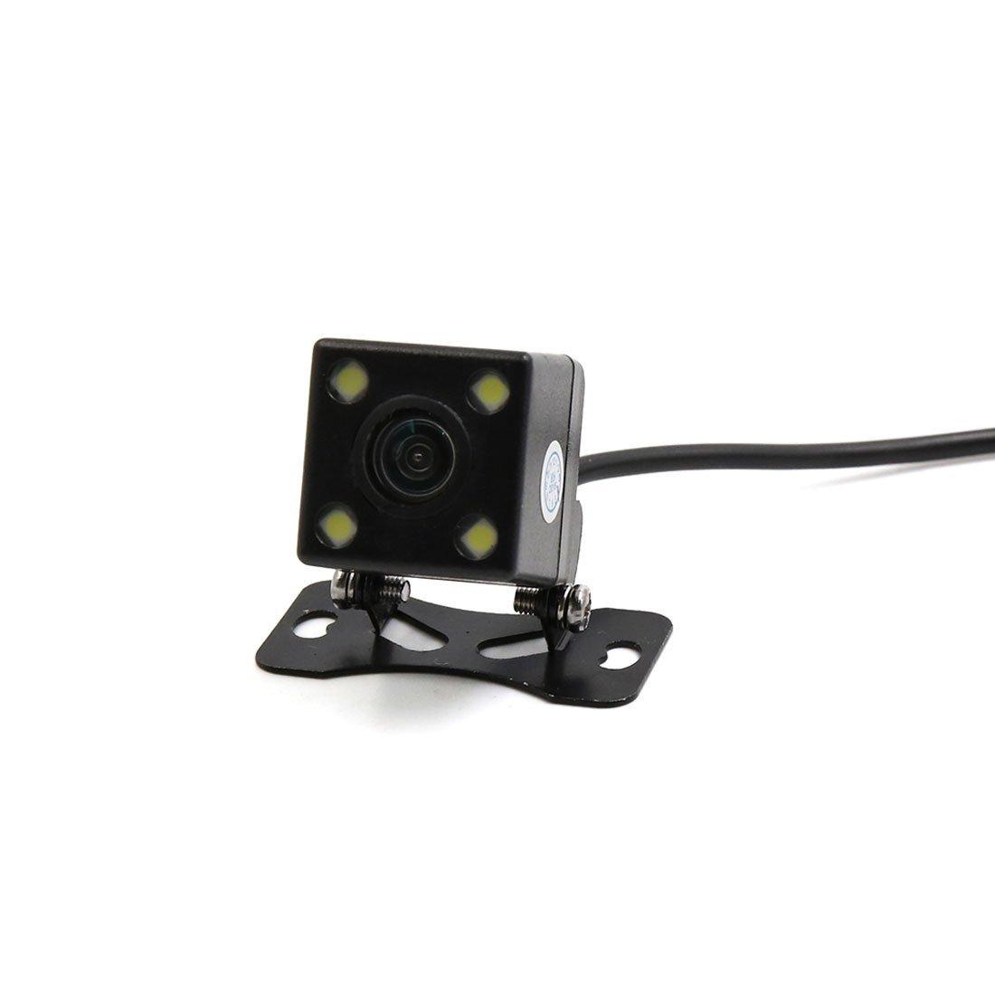 Amazon.com: eDealMax Monte tornillo Universal de 170 grados 580 líneas de TV LED CCD retrovisor copia de seguridad de la cámara del estacionamiento: Car ...