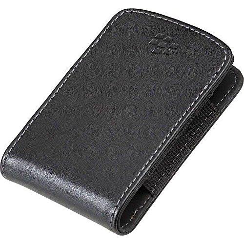 Blackberry 8520 Pocket (Blackberry OEM Pocket Case Pouch for Blackberry Curve 8520/8530/9300/9330 & Blackberry Bold 9700 - Black - Retail Package)