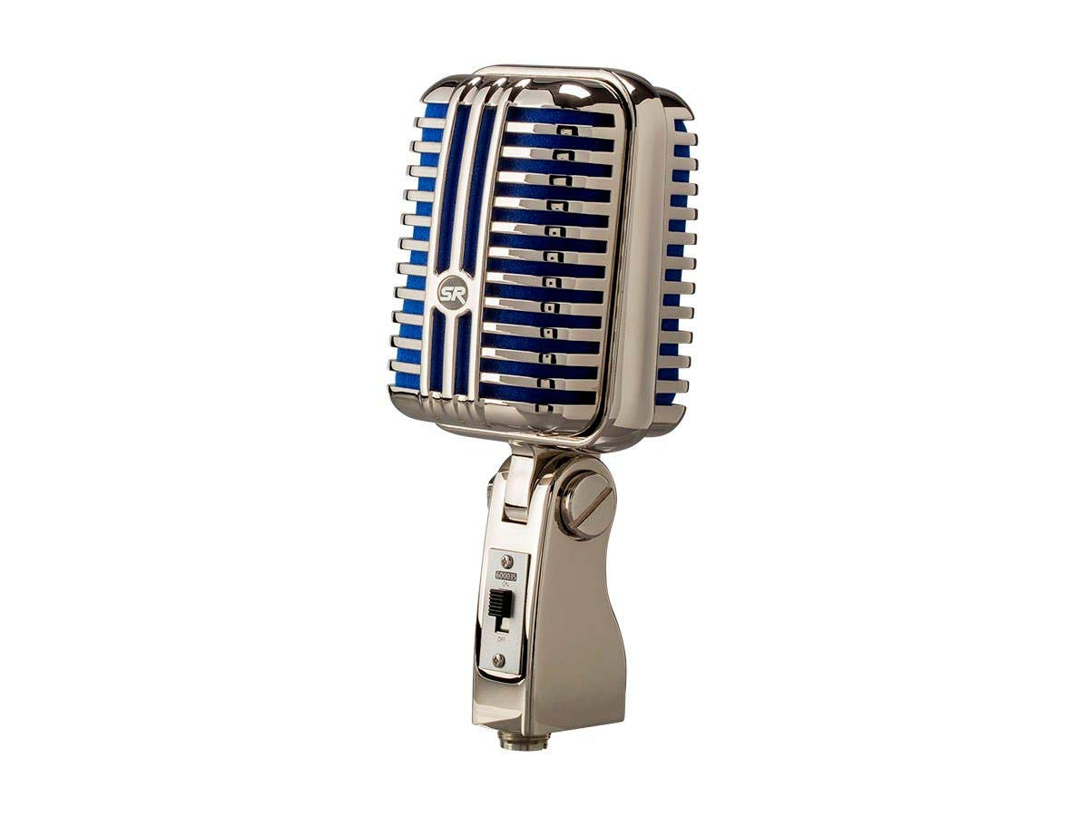 Monoprice Memphis Blue Classic Dynamic Microphone by Monoprice