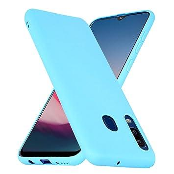 CaseLover es Funda para Samsung Galaxy A20, Suave TPU ...