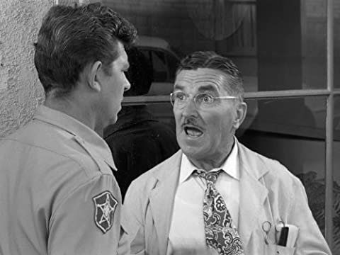 Andy and Opie-Bachelor's (Andy Griffith Third Season)