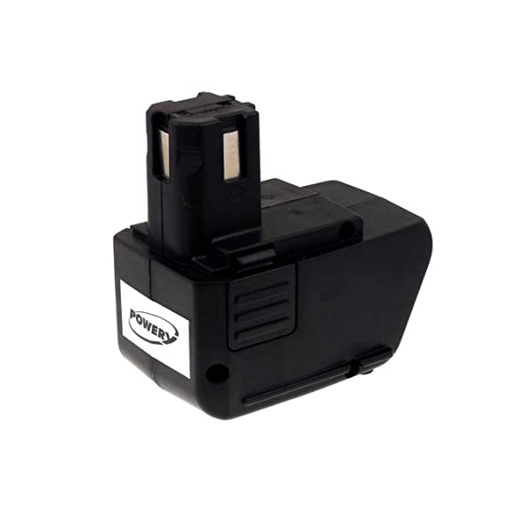 Batería para Hilti atornillador SB10 3000mAh NiMH, 9,6V ...