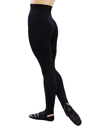 5cfa74a394617 Capezio Stirrup Leggings - Size X-Small, Black
