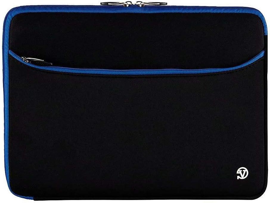 12.3 13.3 Inch Neoprene Laptop Sleeve for Dell Inspiron 13 7300 7306 7390, Latitude 5285 5300 5310 5320 7200 7210 7220 7310 7320, Vostro 13 5301 5391, XPS 13 7390 9300 9305 9310