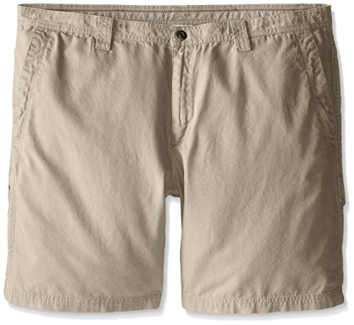 Columbia Men's Big-Tall Ultimate Roc Short, Fossil, 44x9