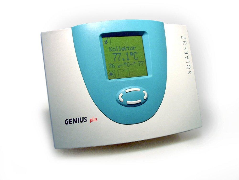 Solar Genius Plus System Control for Solar Prozeda GmbH