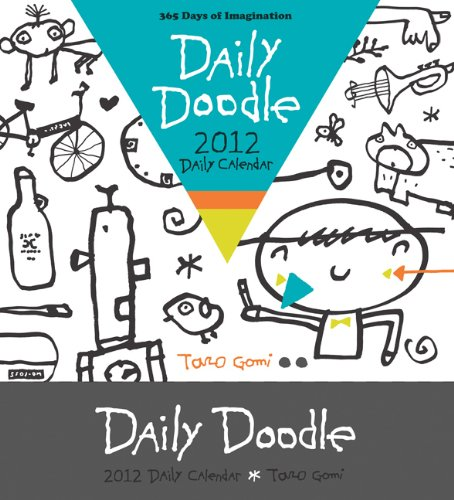 Daily Doodle 2012 Daily Calendar by Chronicle Books