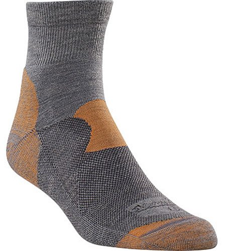 Danner Men's Hiker Quarter Crew Socks,Grey,L